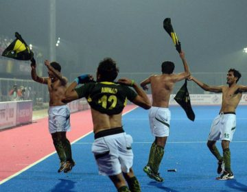 pakistan hockey winner